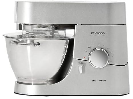 Kenwood, KMC 010, Robot da cucina Chef, 1400 W, capacità 4,6 l, con ...