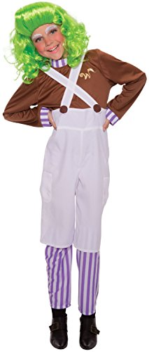 Kids Boys Girls Factory Worker World Book Day Week Character TV Film Carnival Fancy Dress Costume Outfit (10-12 Years) ()
