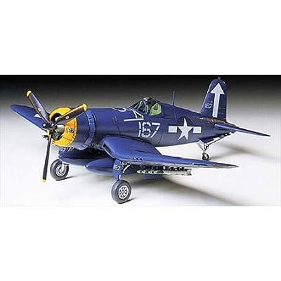 Tamiya America, Inc 1/72 WB Corsair F4U1D, TAM60752: Toys & Games