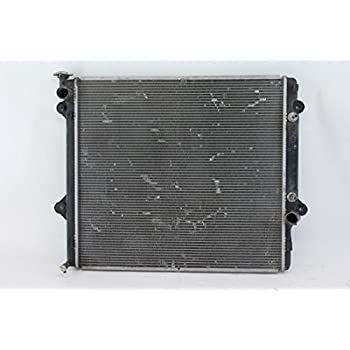CPP Front Radiator Assembly for 06-14 Mazda MX-5 MX-5 Miata MA3010218