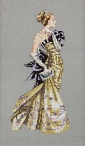 Lady Alexandra - Cross Stitch Pattern Mirabilia MD115