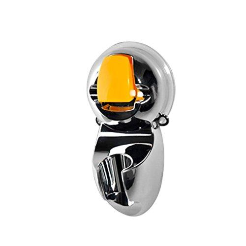 Shower Head Holder!Elevin(TM)Fashion Attachable Support Shower Hand Head Holder Bracket Mount Suction Cup