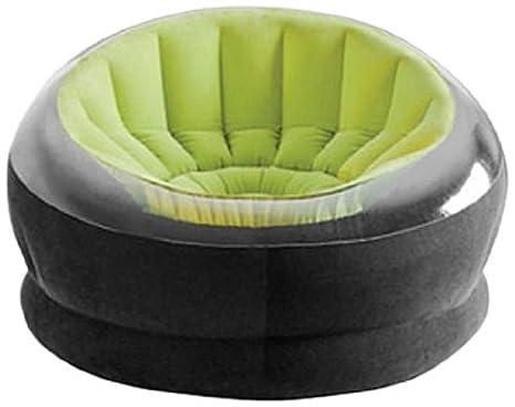 Poltrona Gonfiabile Intex.Intex Empire Poltrona Gonfiabile Chair Multicolore 112 X 109 X 69 Cm