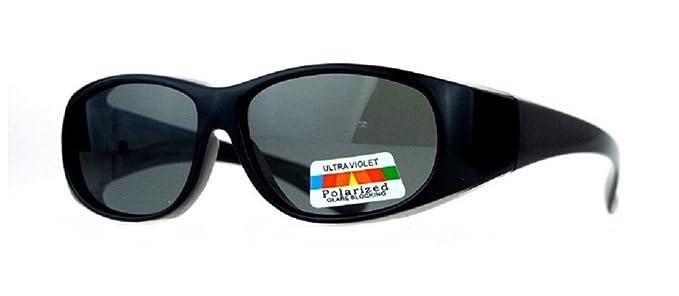 610135be7a7 Kid s Polarized Fit Over Sunglasses -Designed to Wear Over Prescription  Glasses - UVA UVB