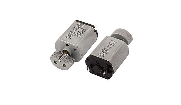 eDealMax 2pcs Motor DC DC 3.7V 63000RPM Alto par de Micro RC juguetes eléctricos: Amazon.com: Industrial & Scientific