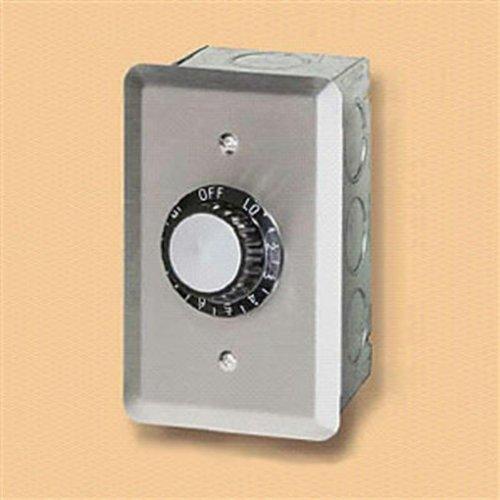 Reg Single (Infratech 14 4200 Accessory - 240 Volt Single Reg With Wall Plate & Gang Box, Patio Heater Regulator)