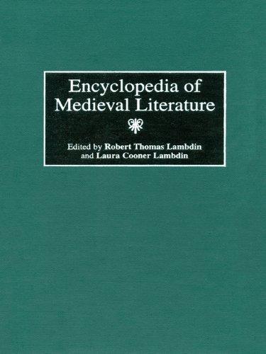 Download Encyclopedia of Medieval Literature Pdf