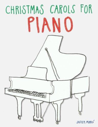 Christmas Carols for Piano: Easy Songs!