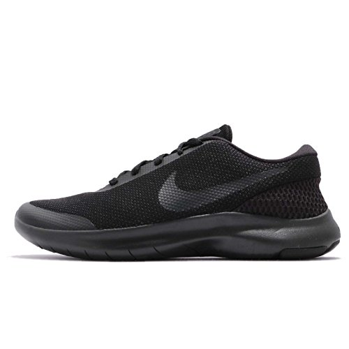 NIKE Women's Flex Experience RN 7 Running Shoes (7.5 B US, Black/Black-anthacite) by NIKE
