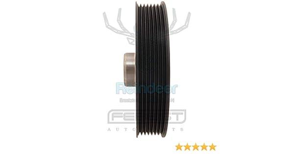 Crankshaft Pulley Engine 1Azfe//2Azfe FEBEST TDS-1AZFE OEM 13470-28020