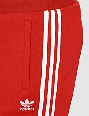 adidas 3 Stripes Pant Pantalon de Sport Homme, Lush Red, FR