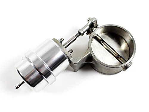 'Professional Valve Exhaust 3 76 mm Exhaust Valve Remote Control LOUD Quiet Exhaust Pressure: