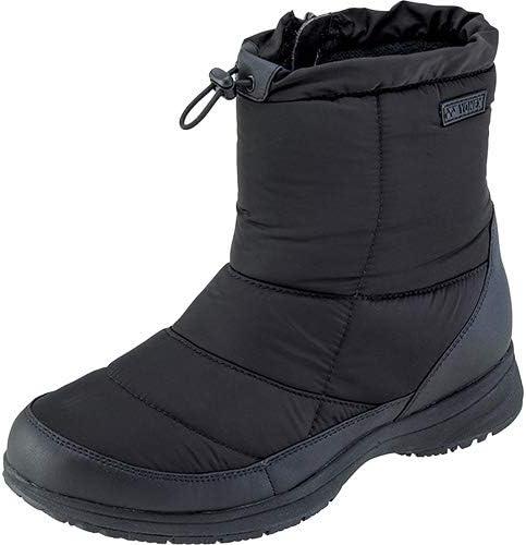 メンズ レディース ブーツ パワークッション109 ブラック SHW109 007 22.5cm