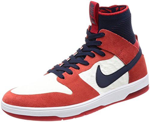 ddc8c792bd64 NIKE SB NIKE SB ZOOM DUNK HIGH ELITE (917567 641) UNIVERSITY RED COLLEGE  NAVY 4 - Buy Online in Oman.