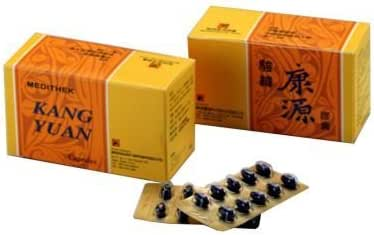 Meditalent - Kang Yuan - 350mg - 50 Softgels