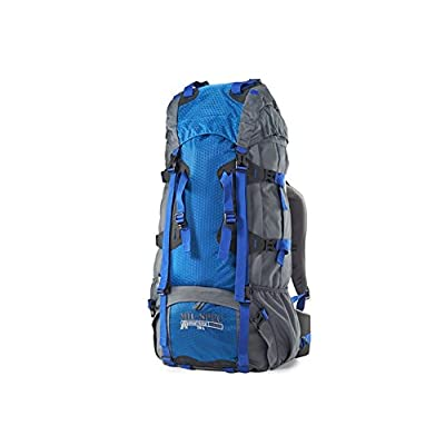 67a0a070fea6 outlet Mil-Spec Adventure Gear Plus MSA15-0168019000 Hiking Backpack ...
