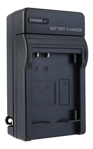Price comparison product image Nikon Coolpix S6200 Compact Battery Charger - Premium Quality TechFuel Battery Charger