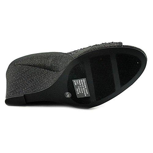 Cathiee Compensés Style Co Synthétique Black amp; Talons ET7q6