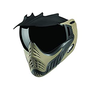 "10. V-FORCE Profiler Thermal Lenses Paintball Mask ""COYOTE"""