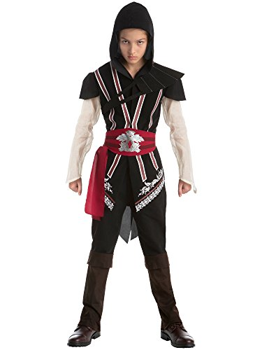 Assassin's Creed Ezio Auditore Classic Teen Costume, Size 14-16