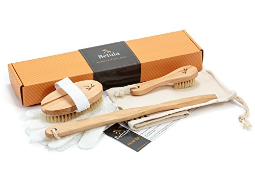 premium-dry-brushing-body-brush-set-natural-boar-bristle-body-brush-exfoliating-face-brush-one-pair-