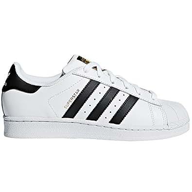 Adidas Original Superstar Autentic Blancas para Mujer de Piel. Sneakers: Amazon.es: Zapatos y complementos
