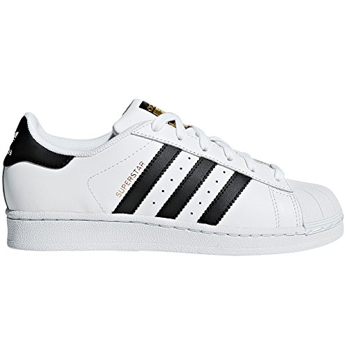 Sneakers Originals Blanches les Core adidas White Femmes Baskets Ftwr Ftwr Black White Pour Mode Superstar UWpxnT