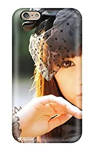 Iphone 6 Case Slim [ultra Fit] Sweet Of Girls Protective Case Cover