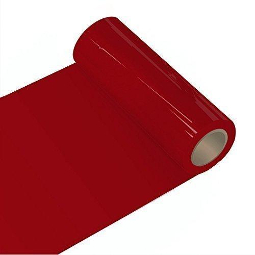 Your Design Oracal 621, Rotolo di pellicola autoadesiva per mobili - rosso scuro, 5m (Laufmeter) x 63cm (Breite) tx-design GmbH