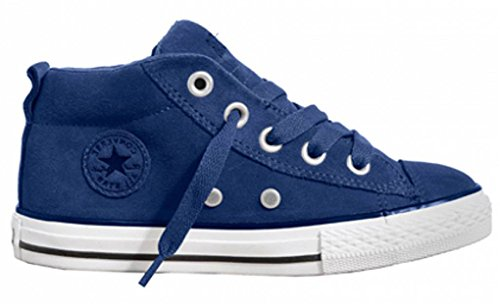 Converse Kid's–Chuck Taylor All Star Street Mid Shoe Blue 626808 cheap 100% authentic new arrival cheap price pay with visa cheap online sast for sale L7Jjeij6V