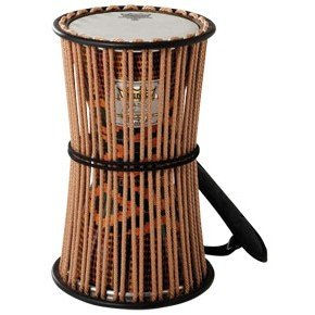 Remo TD-0611-18 Kanago 6'' x 11'' Talking Drum by Remo