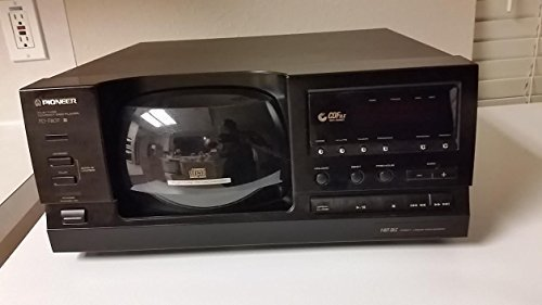 Pioneer PD-F807 101 Discs CD-File Type-Compact Disc Player ...