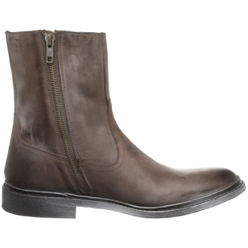 Frye Mens James Allinterno Zip Boot Marrone - 87105