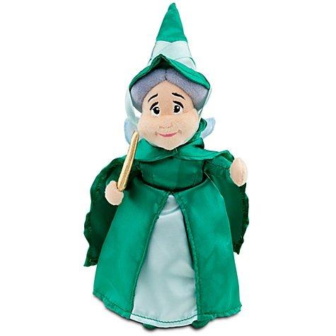 Merryweather Sleeping Beauty Costume (Disney Sleeping Beauty: FAUNA Mini Bean Bag Plush -- 11'' H)