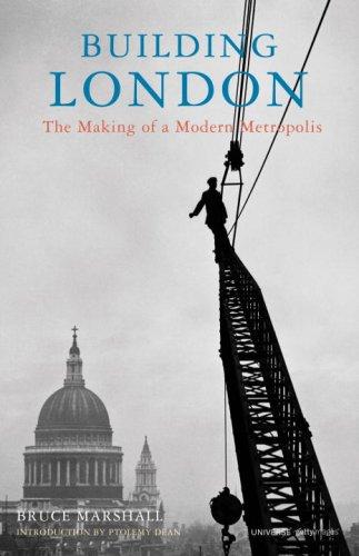 Building London: The Making of a Modern Metropolis pdf epub