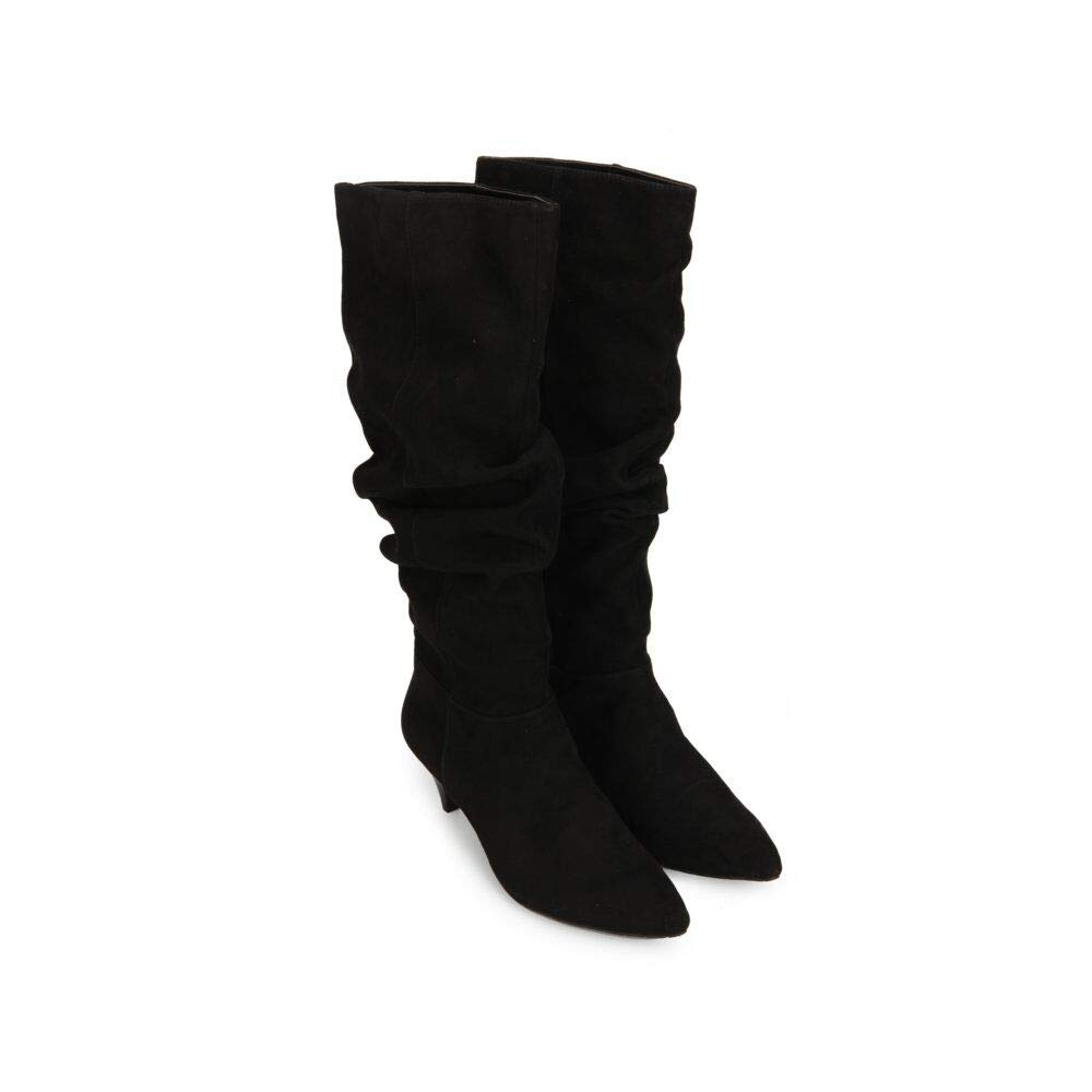 3b74b0d1c12 Kenneth Cole REACTION Women's Kick-ing Knee High Slouch Boot