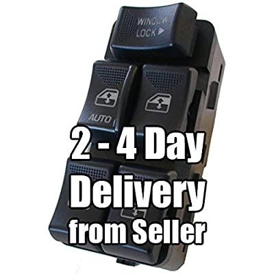 SWITCHDOCTOR Window Master Switch for 2000-2005 Impala Chevrolet: Automotive