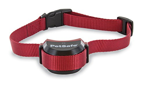 (PetSafe Stubborn Dog Stay + Play Wireless Fence Receiver Collar, Waterproof and Rechargeable, Tone and Static Correction)