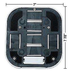 Golight 16301 Golight/Radioray Magnetic Mount Shoe Base for Spotlight