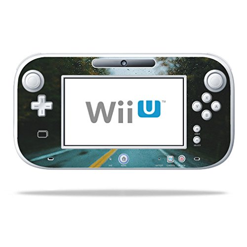 MightySkins Skin Compatible with Nintendo Wii U Gamepad Controller - Difficult Roads | Protective, Durable, and Unique Vinyl wrap Cover | Easy to Apply, Remove, and Change Styles | Made in The USA