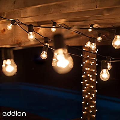 Outdoor String Lights LED and Plastic