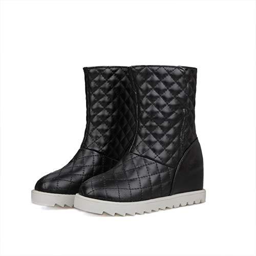 Sandales Compensées Noir Abl11283 Balamasa Femme Uwq75H5