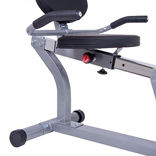 Body Power Deluxe Magnetic Recumbent Bike