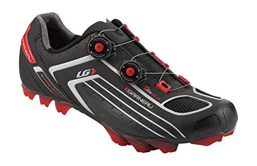 Tribal par de zapatos montaña negro Negro - negro