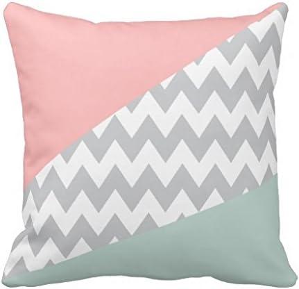 chevron throw pillows for cheap