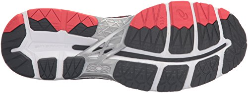 23 kayano Vermillion Chaussures De black silver Gel Running Asics Homme qTEAw5t