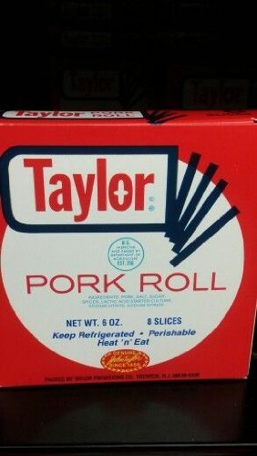 - Taylor Pork Roll and Habbersett Scrapple (8 Pack)