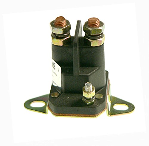 DB Electrical SSE6008 Starter Solenoid For Bobcat John Deere Snapper MTD /& Universal Applications //12Volt 3-Terminal //48035A //AM103290