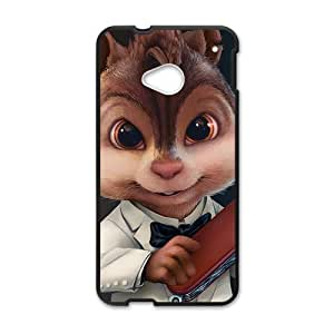Alvin and the Chipmunks Black Phone Case for HTC M7