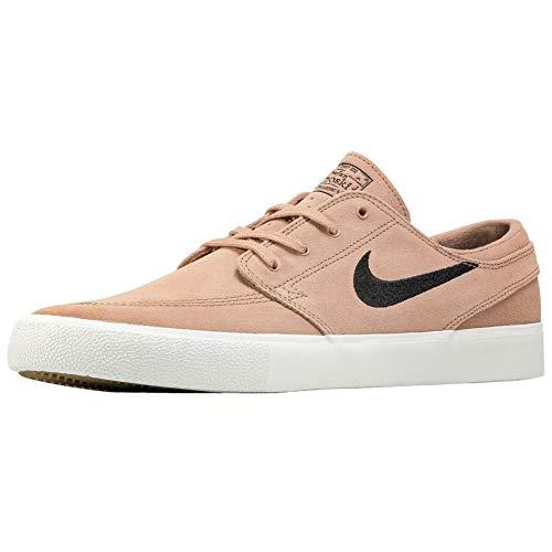 Nike SB Zoom Janoski RM Mens Skateboarding Shoes Rose Gold/Black/Summit White 9 M US